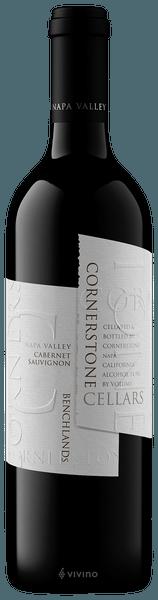 Cornerstone Cellars Benchlands Cabernet Sauvignon 2014 (750 ml)