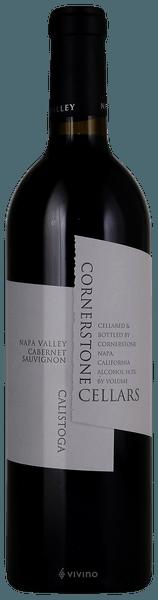 Cornerstone Cellars Calistoga Cabernet Sauvignon 2014 (750 ml)