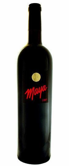 Dalla Valle Vineyards Maya Napa Valley 2017 (750 ml)