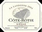Delas Freres Cote-Rotie La Landonne 2014 (750 ml)