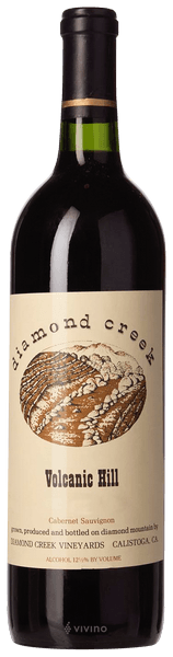 Diamond Creek Cabernet Sauvignon Gravelly Meadow 2017 (750 ml)
