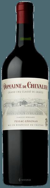 Domaine de Chevalier Pessac-Leognan (Grand Cru Classe de Graves) 2016 (750 ml)