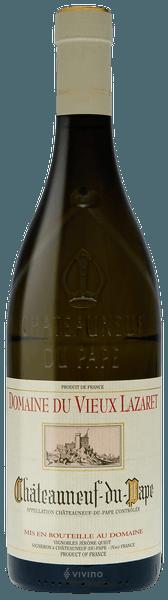 Domaine du Vieux Lazaret Chateauneuf-Du-Pape Blanc 2019 (750 ml)