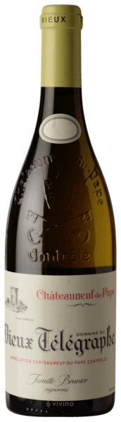Domaine du Vieux Telegraphe Chateauneuf-du-Pape La Crau Blanc 2019 (750 ml)