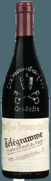 Domaine du Vieux Telegraphe Telegramme Chateauneuf-du-Pape 2018 (750 ml)