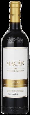 Benjamin de Rothschild - Vega Sicilia Macan 2015 (750 ml)