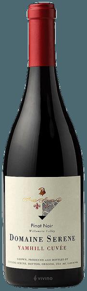 Domaine Serene Yamhill Cuvee Pinot Noir 2017 (750 ml)
