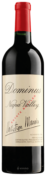 Dominus Estate Proprietary Red 2017 (375 ml)