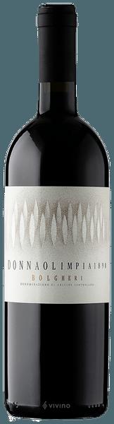Donna Olimpia Bolgheri Rosso 2014 (750 ml)