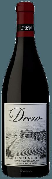 Drew Estate Field Selection Pinot Noir 2017 (750 ml)
