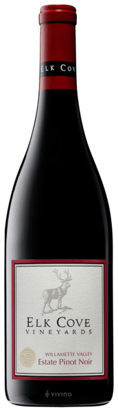 Elk Cove Estate Pinot Noir 2019 (750 ml)