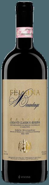 Felsina Rancia Chianti Classico Riserva 2017 (750 ml)