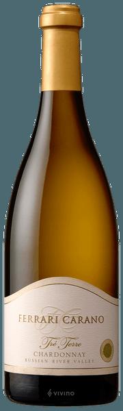 Ferrari-Carano Chardonnay Tre Terre 2018 (750 ml)