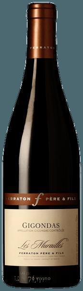 Ferraton Pere & Fils Gigondas Les Murailles 2017 (750 ml)
