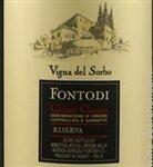 Fontodi Vigna del Sorbo Chianti Classico Riserva 2009 (750 ml)