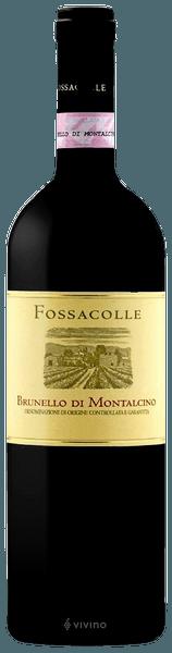 Fossacolle Brunello di Montalcino 2014 (750 ml)
