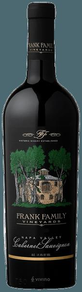 Frank Family Vineyards Cabernet Sauvignon 2014 (1.5 L)