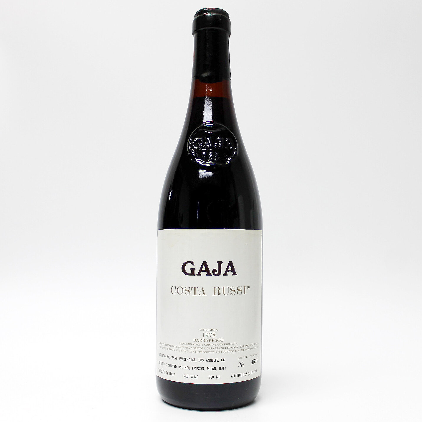 Gaja Costa Russi Langhe-Barbaresco Piedmont 2014 (750 ml)