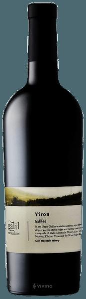 Galil Mountain Winery Yiron 2017 (750 ml)