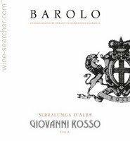 Giovanni Rosso Barolo Piedmont 2014 (750 ml)