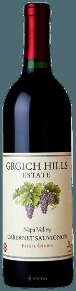 Grgich Hills Cabernet Sauvignon 2017 (375 ml)