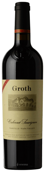Groth Cabernet Sauvignon Reserve 2017 (750 ml)