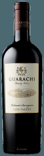 Guarachi Family Wines Cabernet Sauvignon Napa Valley 2015 (750 ml)