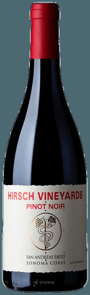 Hirsch Vineyards Pinot Noir Sonoma Coast - San Andreas Hirsch Vineyards 2018 (750 ml)