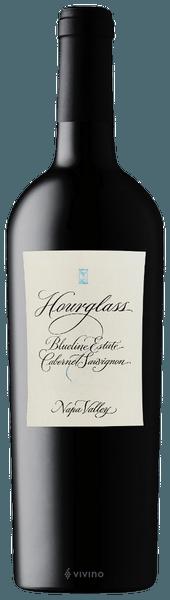 Hourglass Blueline Vineyard Cabernet Sauvignon Napa Valley 2018 (750 ml)