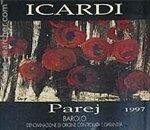 Icardi Barolo Parej 2007 (750 ml)