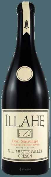 Illahe Bon Sauvage Pinot Noir 2018 (750 ml)