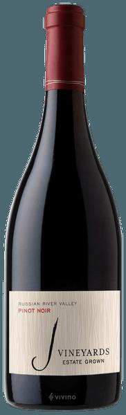 J Vineyards Russian River Valley Pinot Noir 2017 (750 ml)