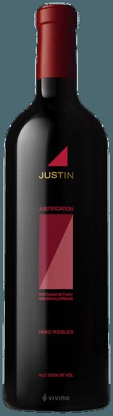 Justin Justification 2016 (1.5 L)