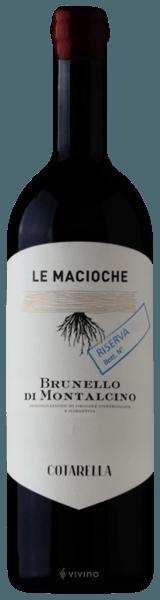 Le Macioche Riserva Brunello di Montalcino 2012 (750 ml)