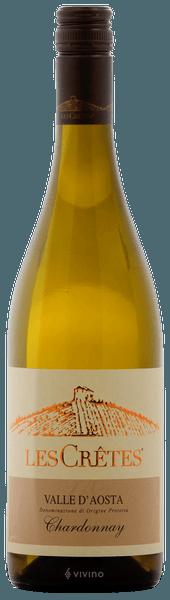 Les Cretes Chardonnay 2018 (750 ml)