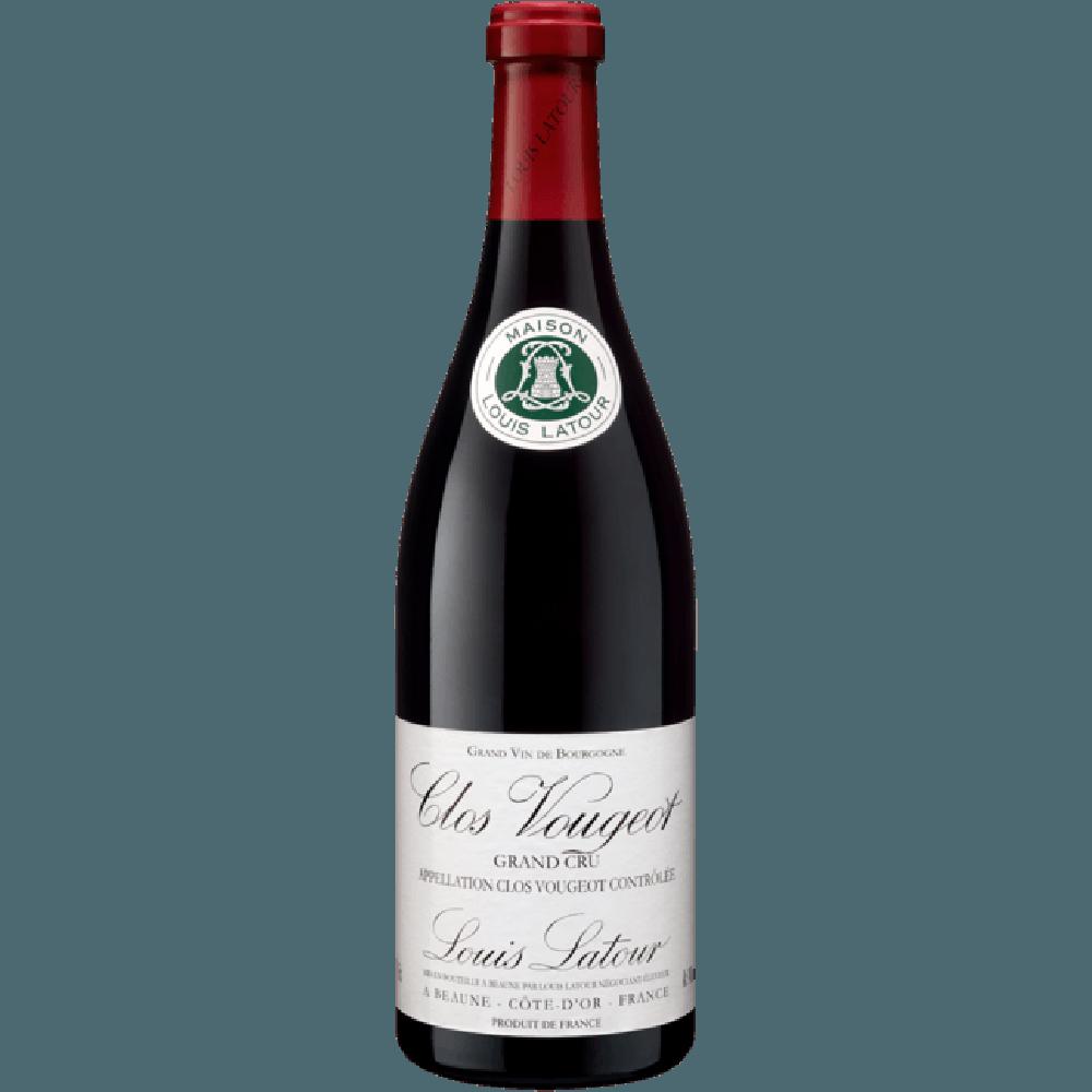 Louis Latour Clos de Vougeot Grand Cru Cote de Nuits 2015 (750 ml)