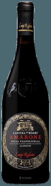 Luigi Righetti Capitel de Roari Amarone della Valpolicella Classico 2016 (750 ml)