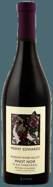 Merry Edwards Flax Vineyard Pinot Noir 2017 (750 ml)