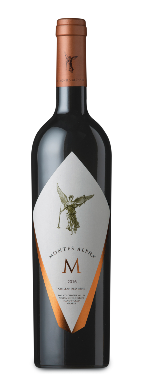 Montes Alpha M Apalta 2017 (750 ml)