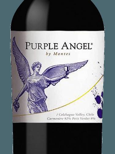 Montes Purple Angel Carmenere Colchagua Valley 2018 (750 ml)