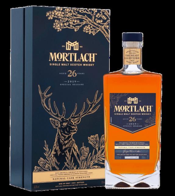 Mortlach Single Malt Scotch 26 Year Single Malt Scotch Whisky Speyside (750 ml)