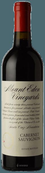 Mount Eden Cabernet Sauvignon Estate 2016 (750 ml)