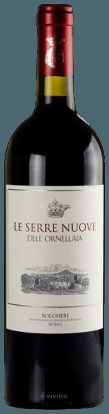 Ornellaia Le Serre Nuove dell'Ornellaia Bolgheri Rosso 2019 (750 ml)