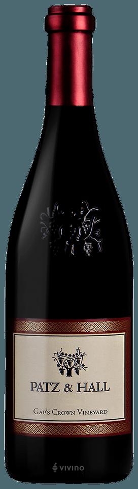 Patz & Hall Gap's Crown Vineyard Pinot Noir 2016 (750 ml)