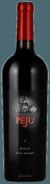Peju Merlot 2017 (750 ml)
