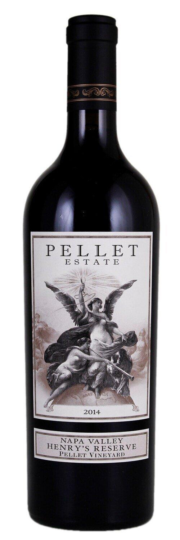 Pellet Estate Cabernet Sauvignon St Helena 2014 (375 ml)