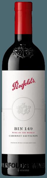 Penfolds Bin 149 Wine Of The World Cabernet Sauvignon 2018 (750 ml)
