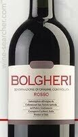 Podere Grattamacco Bolgheri Rosso Tuscany 2018 (750 ml)