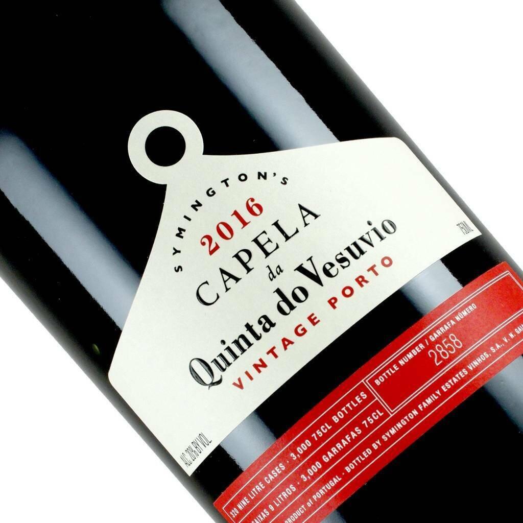 Quinta do Vesuvio A Capela Vintage Porto 2016 (750 ml)