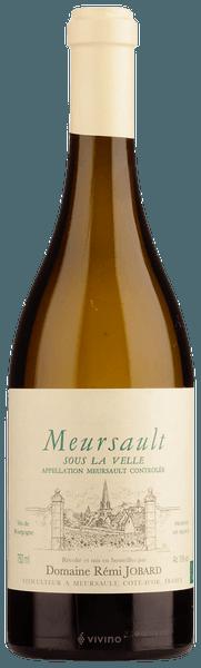 Remi Jobard Meursault Sous La Velle 2018 (750 ml)
